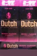 Dutch Masters Berry Fusion Cigarillo 2 for 99� Cigars 60ct