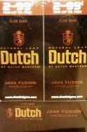 Dutch Masters Java Fusion Cigarillo 2 for 99� Cigars 60ct