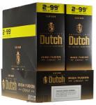 Dutch Masters Cigarillos Irish Fusion 2 for 99¢ Cigars 60ct
