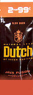 Dutch Masters Java Fusion Cigarillo 2 for 99 Cigars 60ct