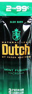 Dutch Masters Mint Fusion Cigarillo 2 for 99 Cigars 60ct