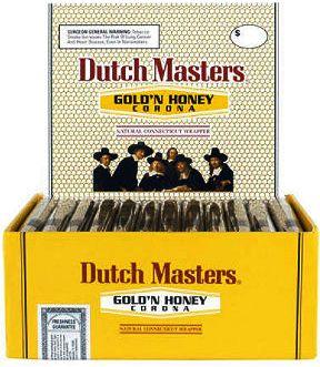 Dutch Masters Gold n Honey Cigars