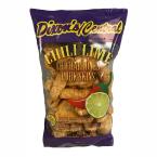 Central Snacks Chili Lime Pork Skins 2oz-12ct