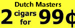 Dutch Masters Cigarillos