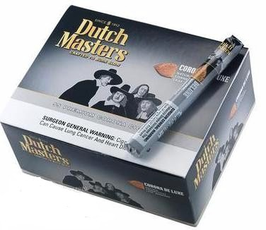 Dutch Masters Corona Cigars box 55 - pack 25's