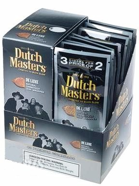 Dutch Masters Deluxe Cigarillos 60ct