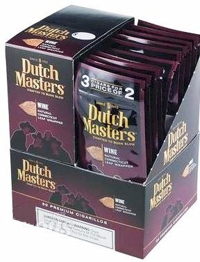 Dutch Masters Wine Cigarillos 60ct