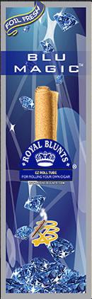 Royal Blunts EZ Roll Blueberry Cigar Wraps 25ct