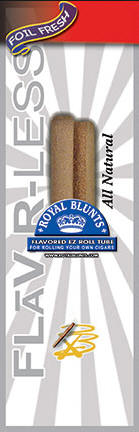 Royal Blunt EZ Roll Flavorless 25ct box
