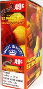 EZ Roll Blunt Mango Peach 25ct