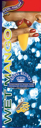 Royal Blunt EZ Roll Wet Mango 25ct box