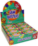 Jaw Busters Candy 24ct - Ferrara Pan Candy