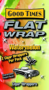 Good Times Watermelon Wraps 2/25's 50ct