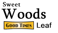 Good Times Sweet Woods Leaf Cigarillo Cigars 30/2's 60 cigars