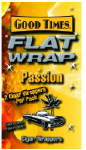 Good Times Passion Flat Wraps 2/25's 50ct