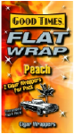 Good Times Fruit Punch Flat Wraps 2/25's 50ct