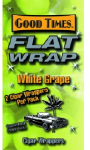 Good Times White Grape Flat Wraps 2/25's 50ct