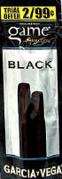 Game Black Cigarillo 2 for 99 Cigars