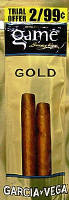 Game Gold Cigarillo 2 for 99 Cigars
