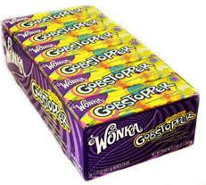 Wonka Gobstoppers Candy Packs 24 Boxes
