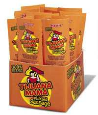 Tijuana Mama Pickled Sausage 12ct