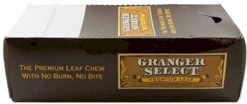Granger Select Chewing Tobacco 12ct