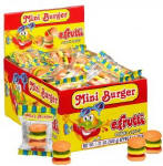 Gummi Hamburger 60ct