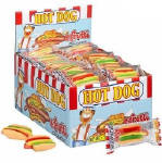 Gummi Hot Dog 60ct