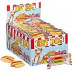 Gummi Hot Dog 60ct