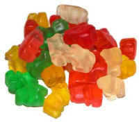 Bulk Candy - Gummi Bears - Gummi Worms - Strawberry Buds - Starlight Mints - Assorted Candies - Flintstone Chews - Ice Cream Chews - Tootsie Original - Grape - Strawberry - Apple - Watermelon - Cherry - Fruit Punch - Blue raspberry - Neon Laser Straws - Assorted Hard candy 240ct - 360ct bags