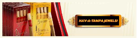 Hav-A-Tampa Jewels Cigars | Hav-a-Tampa Jewel Vanilla Cigars | Hav-a-Tampa Sweet Cigars | Hav-a-Tampa Original Cigars