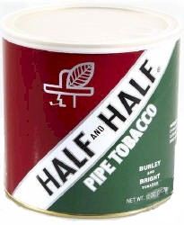 Half and Half Pipe Tobacco 14oz Can