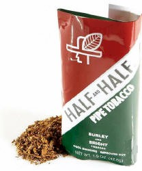 Half and Half Pipe Tobacco 1.5oz Pouches
