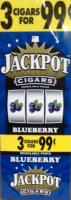 Jackpot Blueberry Cigars 15/3's Cigarillo's