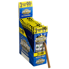 Jackpot Blueberry Cigars 15/3's - 45 Cigarillo's