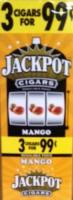 Jackpot Mango Cigars 15/3's Cigarillo's
