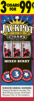 Jackpot Mixed Berry Cigars 15/3's Cigarillo's