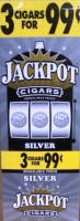Jackpot Silver Cigars 15/3's Cigarillo's