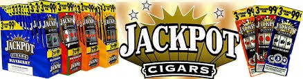 Jackpot Green Sweets Cigars 15/3's - 45 Cigarillo's