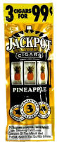 Jackpot Pineapple Cigars 15/3's Cigarillo's