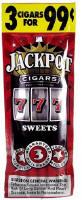 Jackpot Sweet Cigars 15/3's Cigarillo's