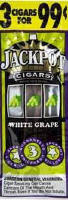 Jackpot White Grape Cigars 15/3's Cigarillo's