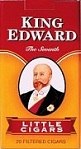 King Edward Original Little Filtered Cigars 10/5's - 200 Cigars