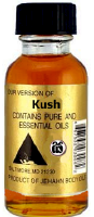 Kush Body Oil