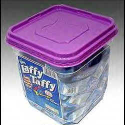 laffy taffy blue raspberry tub jar 165ct laffy taffy tub laffy taffy candy laffy taffy jars. Black Bedroom Furniture Sets. Home Design Ideas