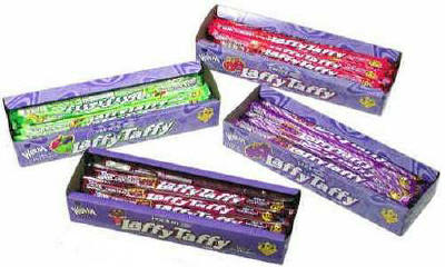 Laffy Taffy Mystery Swirl Rope Candy Taffy 24ct