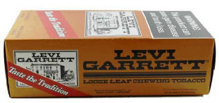 Levi Garrett Chewing Tobacco 12ct
