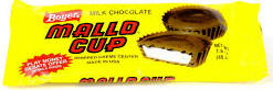 Mallo Cup Candy - 24 bars per display box