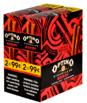 Optimo Berry Cigarillos 15/2's - 60 cigars