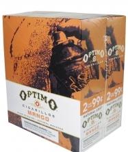 Optimo Mango Cigarillos 15/2's - 60 cigars